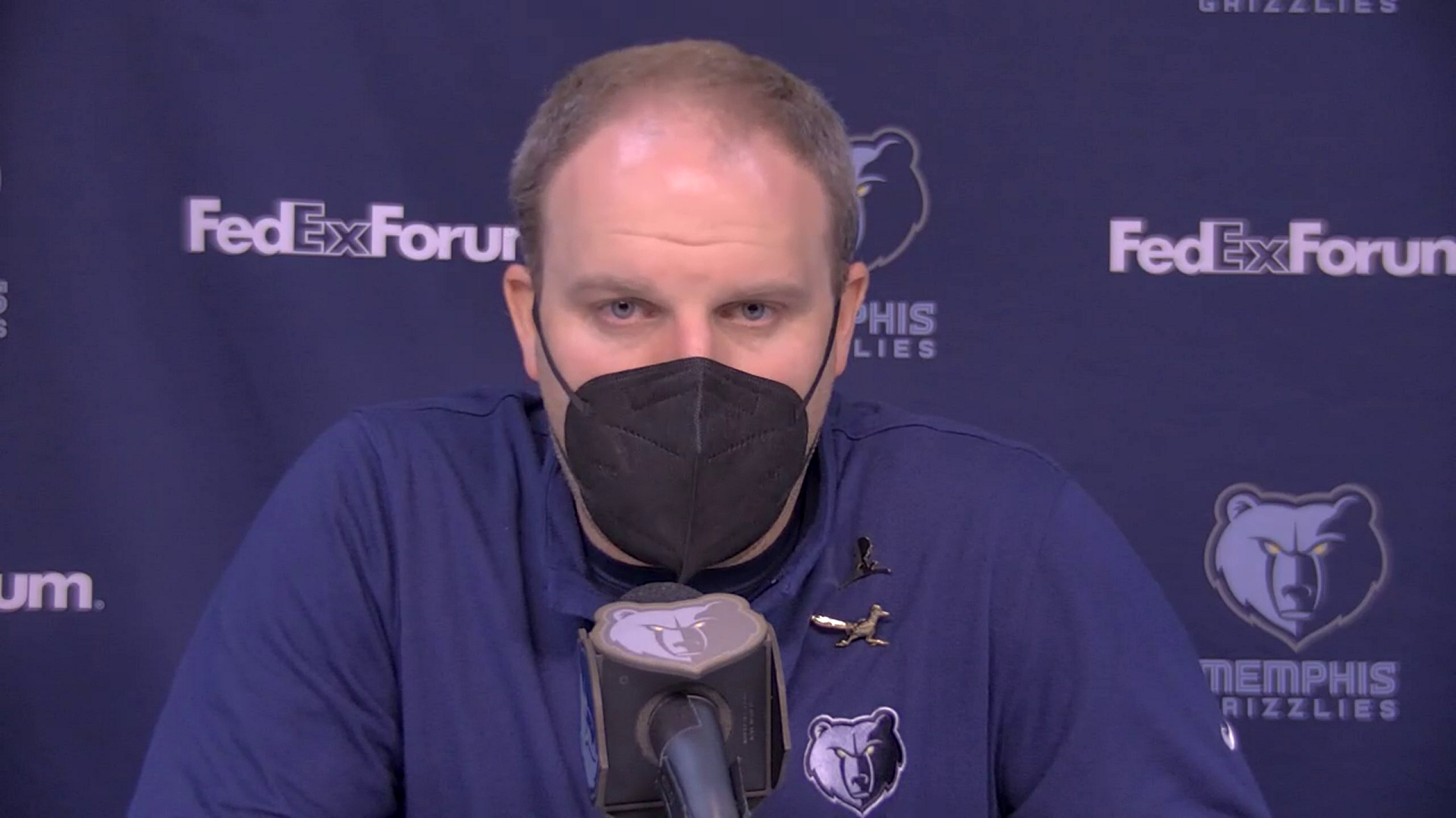 MEMvMIL: Postgame press conference 3.4.21