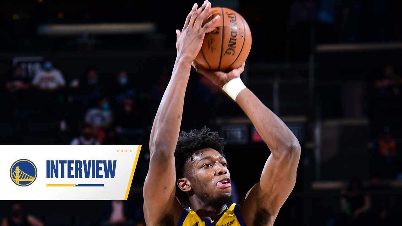 Postgame Warriors Talk: James Wiseman - 3/4/21
