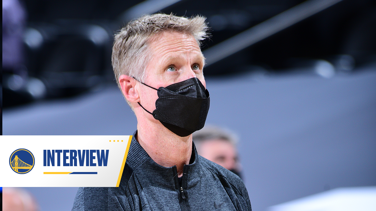 Postgame Warriors Talk: Steve Kerr - 3/4/21