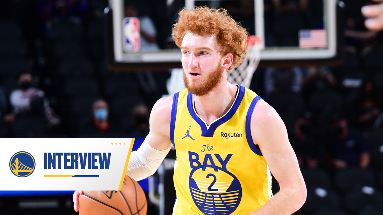 Postgame Warriors Talk: Nico Mannion - 3/4/21