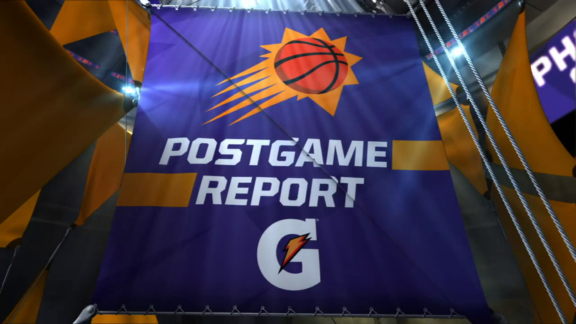 Gatorade Postgame Report: Suns vs. Warriors 2020-21