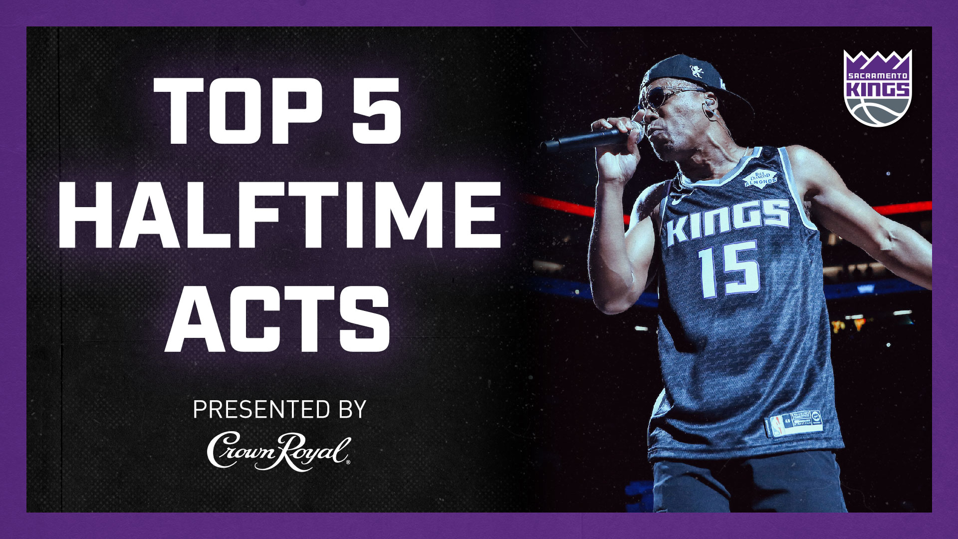 Top 5 Halftime Acts in Kings History