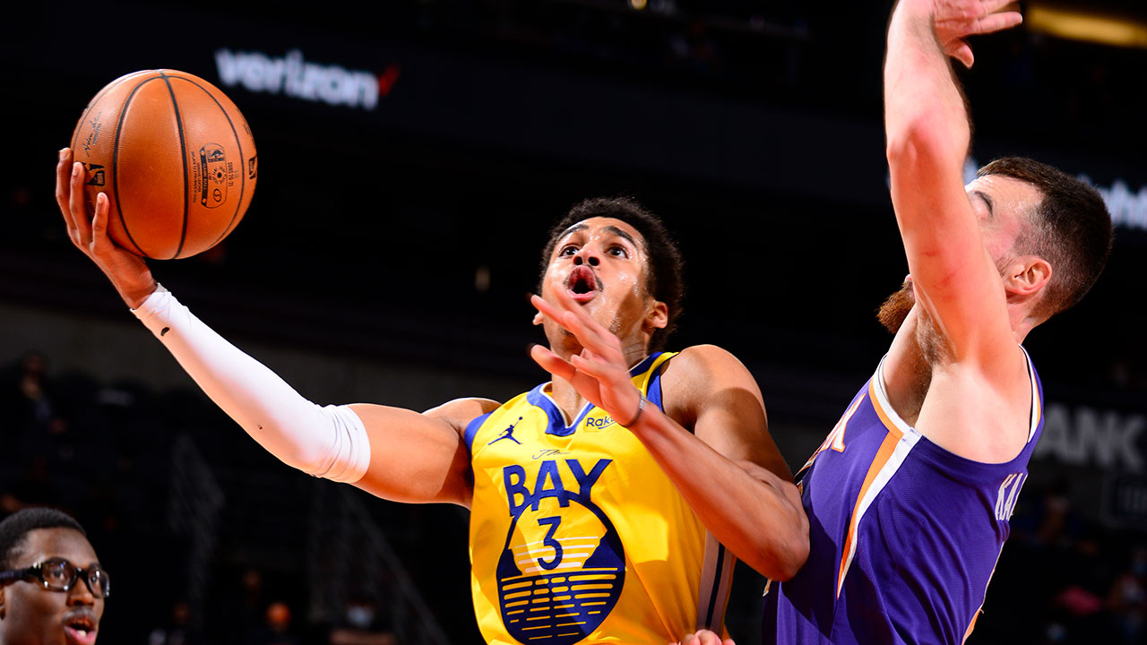 Verizon Game Rewind: Dubs Close First Half With 120-98 Loss to Phoenix Suns