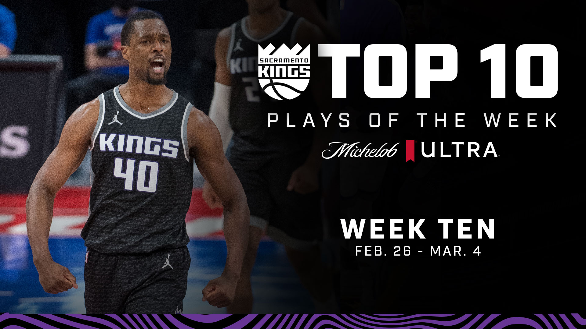 Kings Top 10 Plays of the Week | Week 10