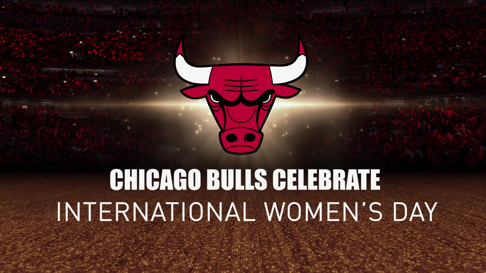 Chicago Bulls Celebrate International Women's Day