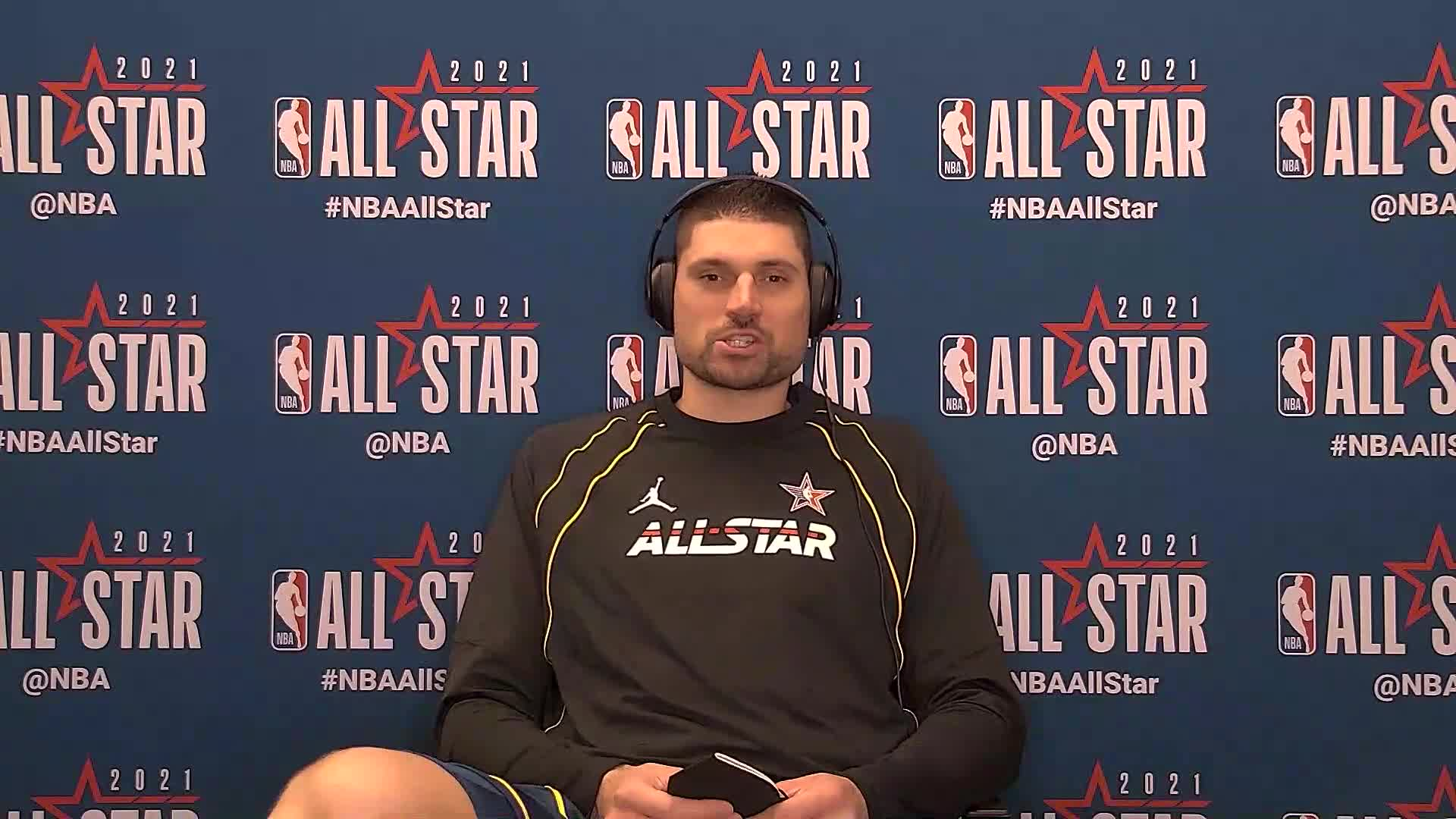 NBA All-Star Game: Nikola Vucevic