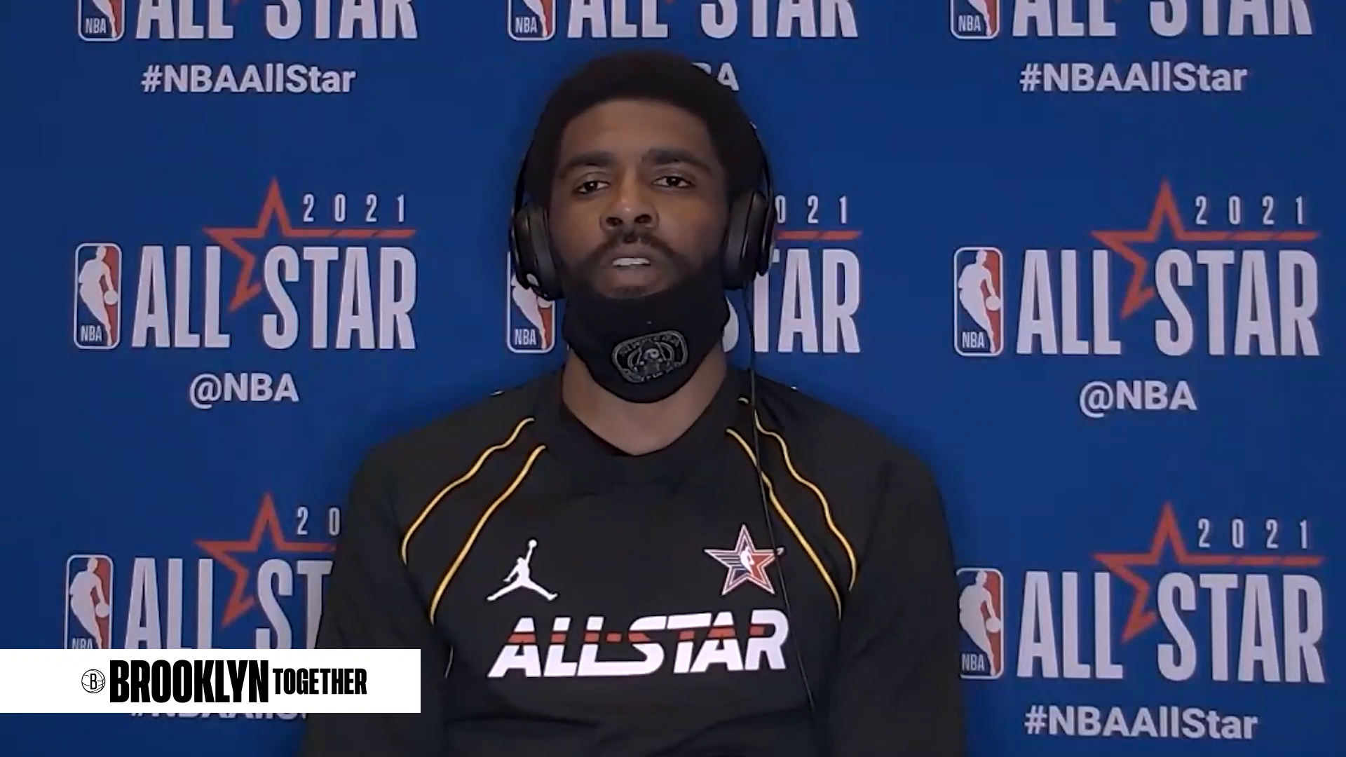 Kyrie Irving: 2021 NBA All-Star Postgame Media Session