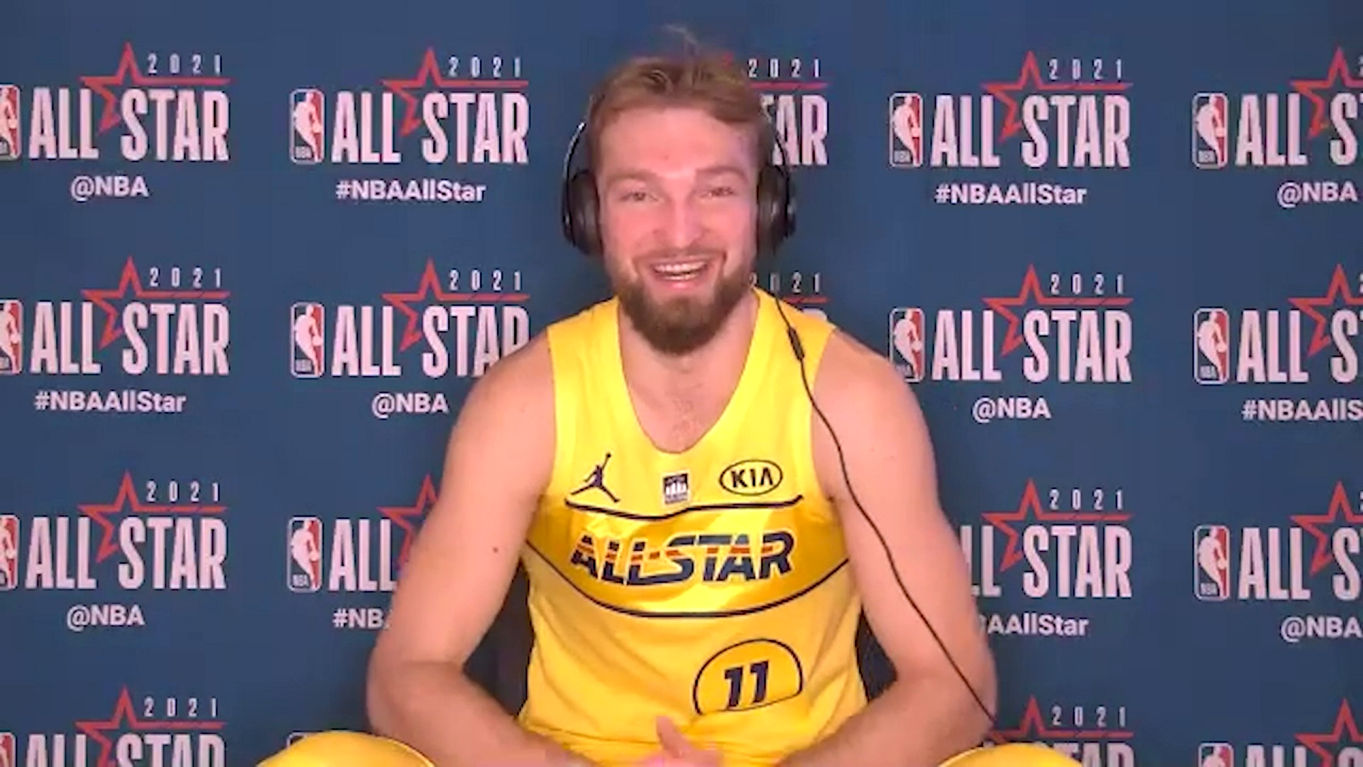 Postgame: Sabonis on 2021 All-Star Experience