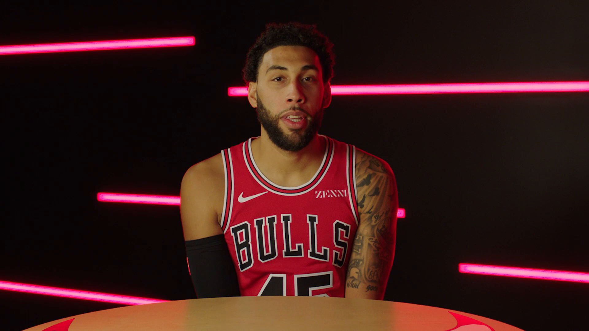 24 Seconds with Denzel Valentine