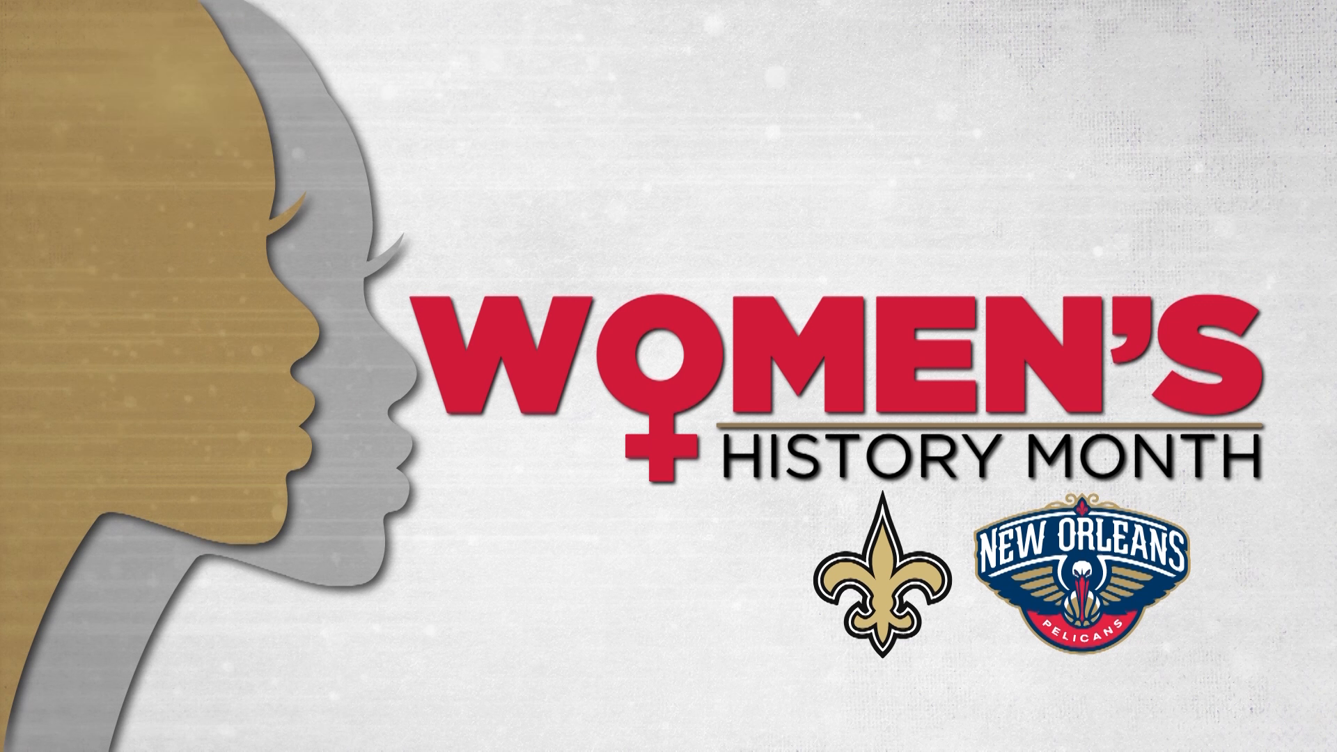 Pelicans & Saints staff celebrate International Women's Day 2021