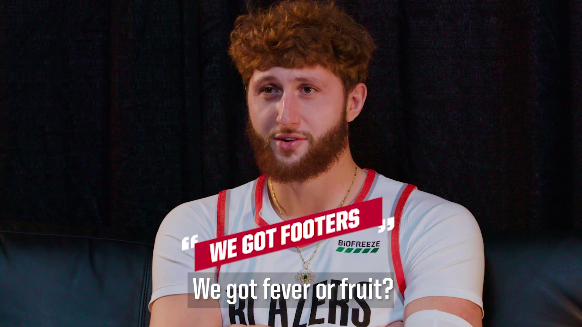 Trail Blazers try to read lips over Zoom | Say What: Episode 2