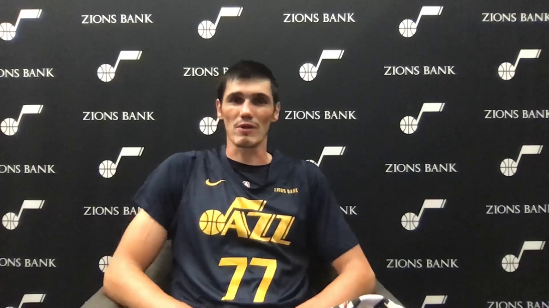 Practice 3.11- Ersan Ilyasova credits his offseason to being prepared for the opportunity