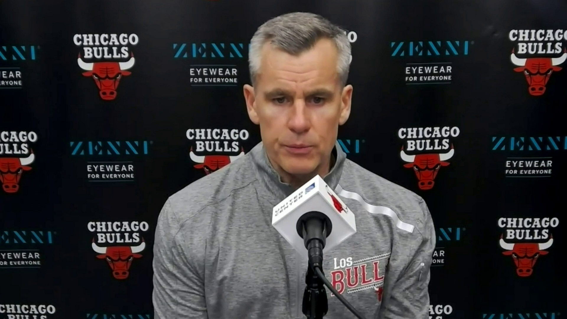 POSTGAME: Billy Donovan speaks after loss to Miami