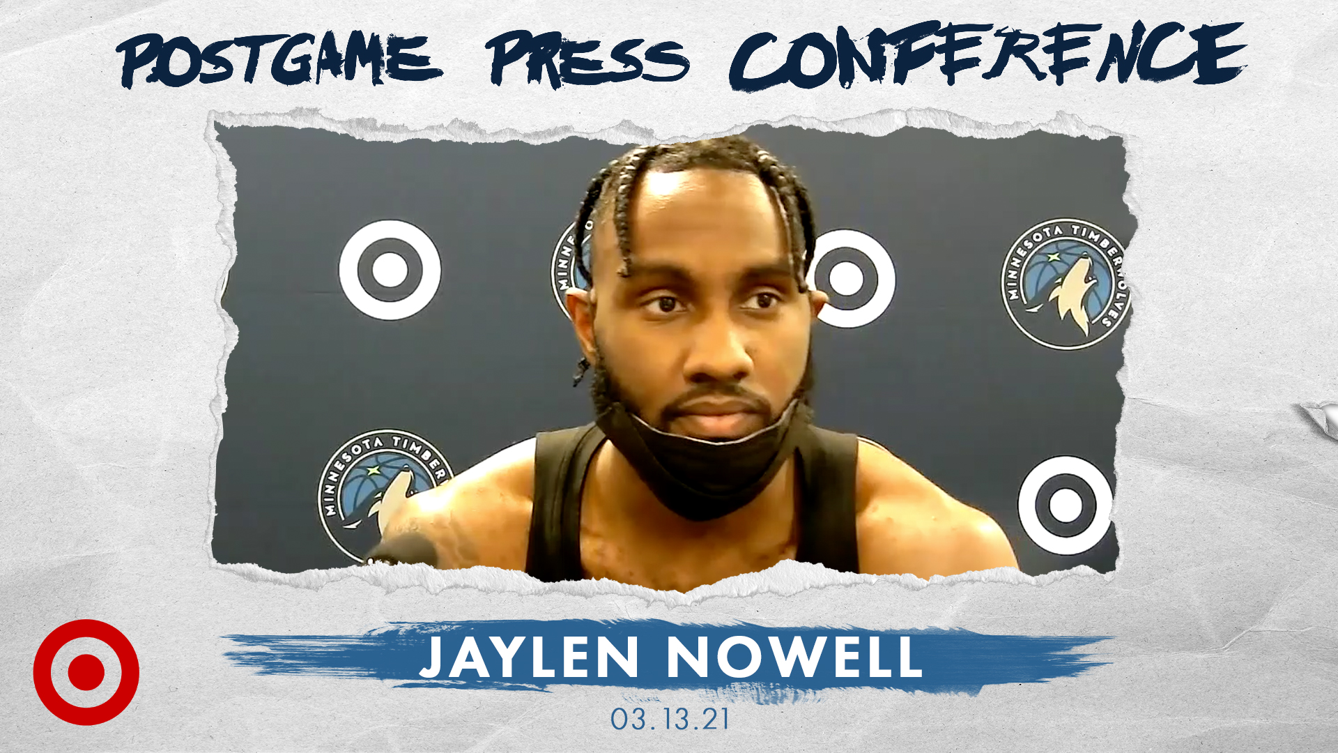 Jaylen Nowell Postgame Press Conference - March 13, 2021