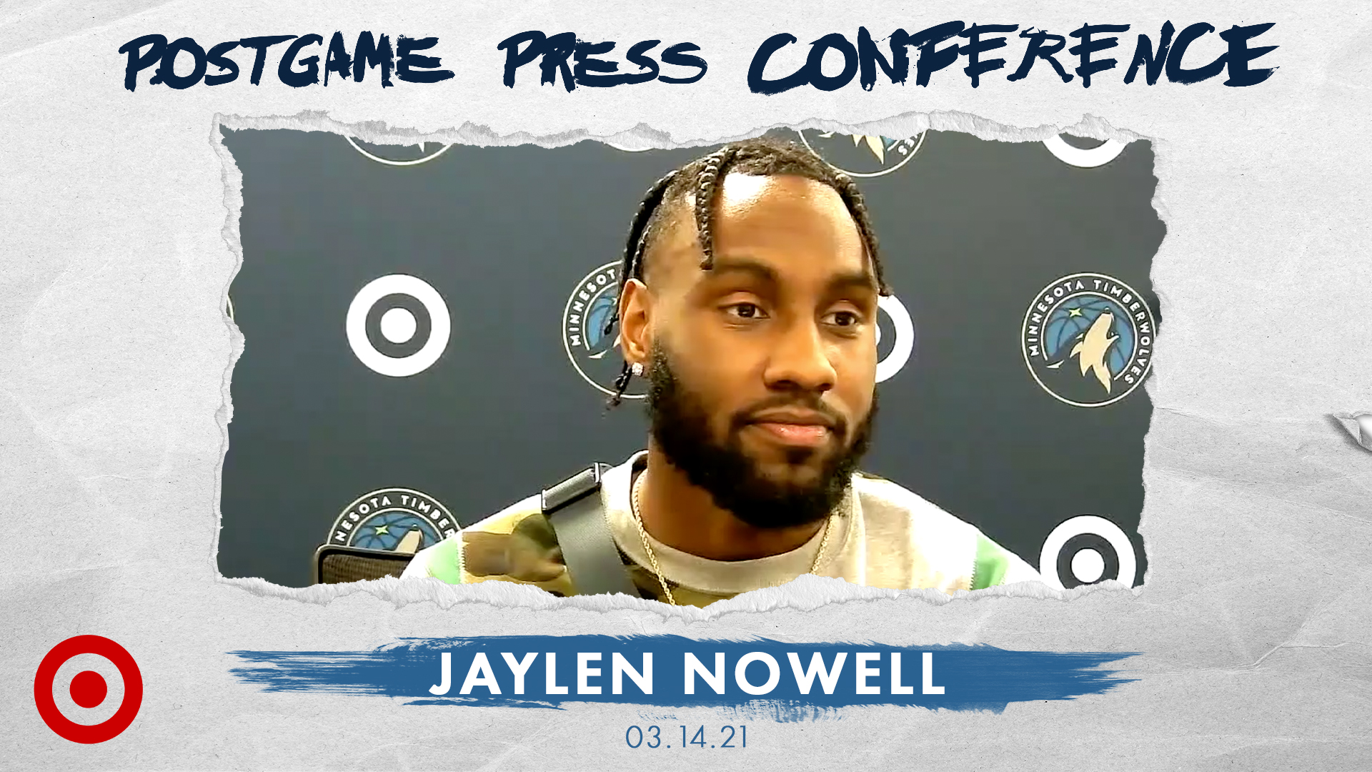 Jaylen Nowell Postgame Press Conference - March 14, 2021