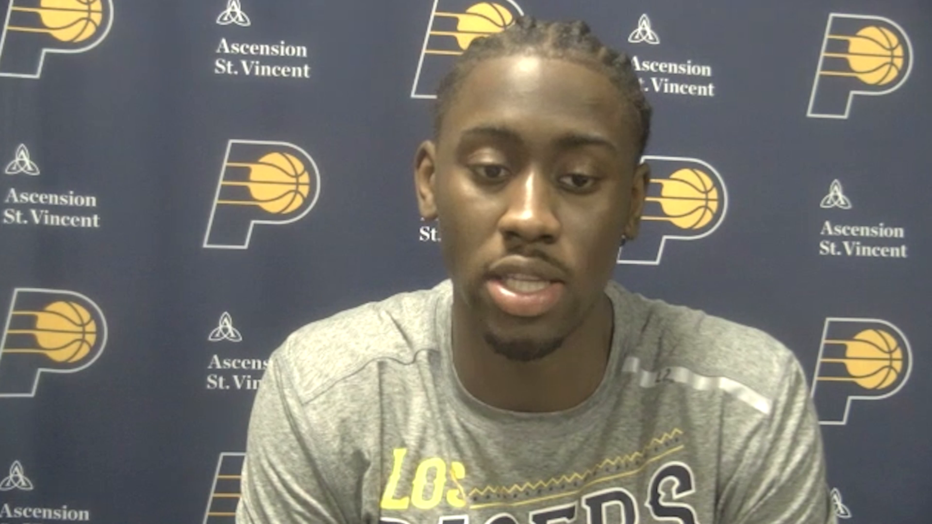 Postgame: Pacers Locker Room – March 15, 2021