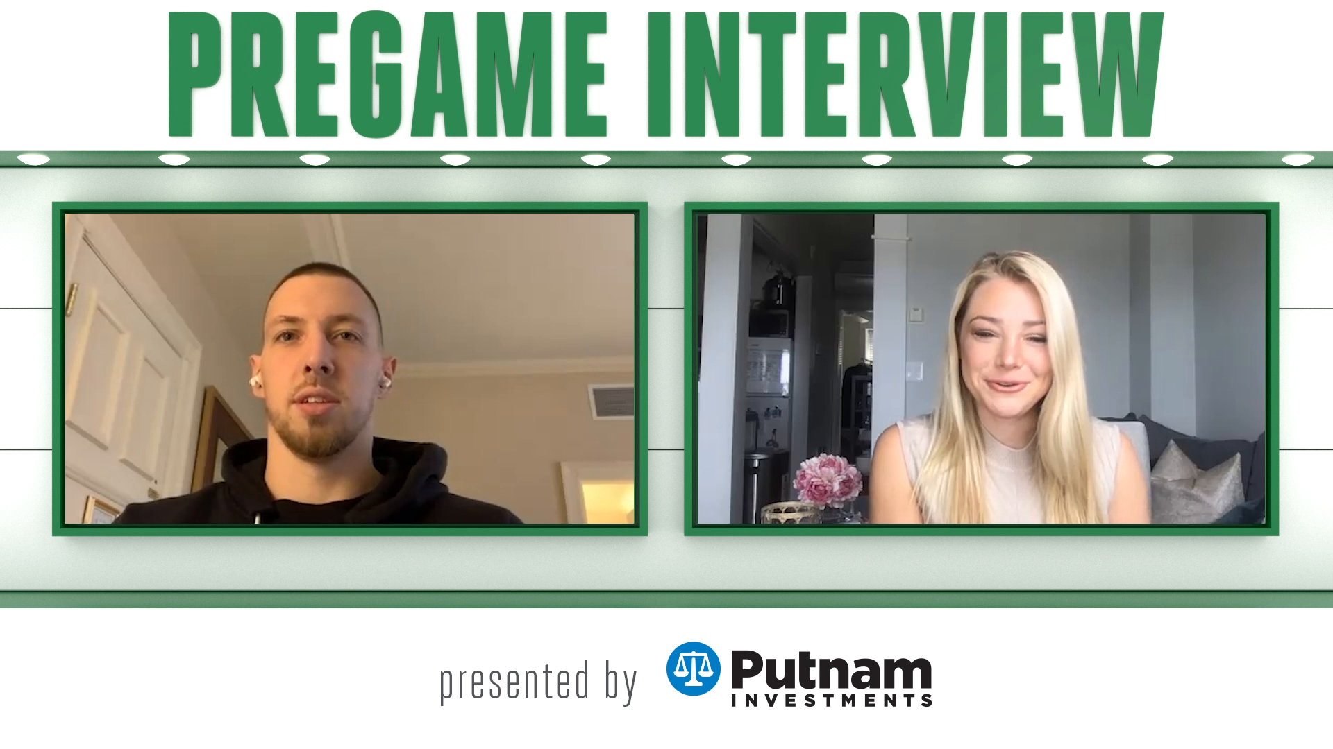 3/24 Putnam Pregame Interview: 'Give It Our All'