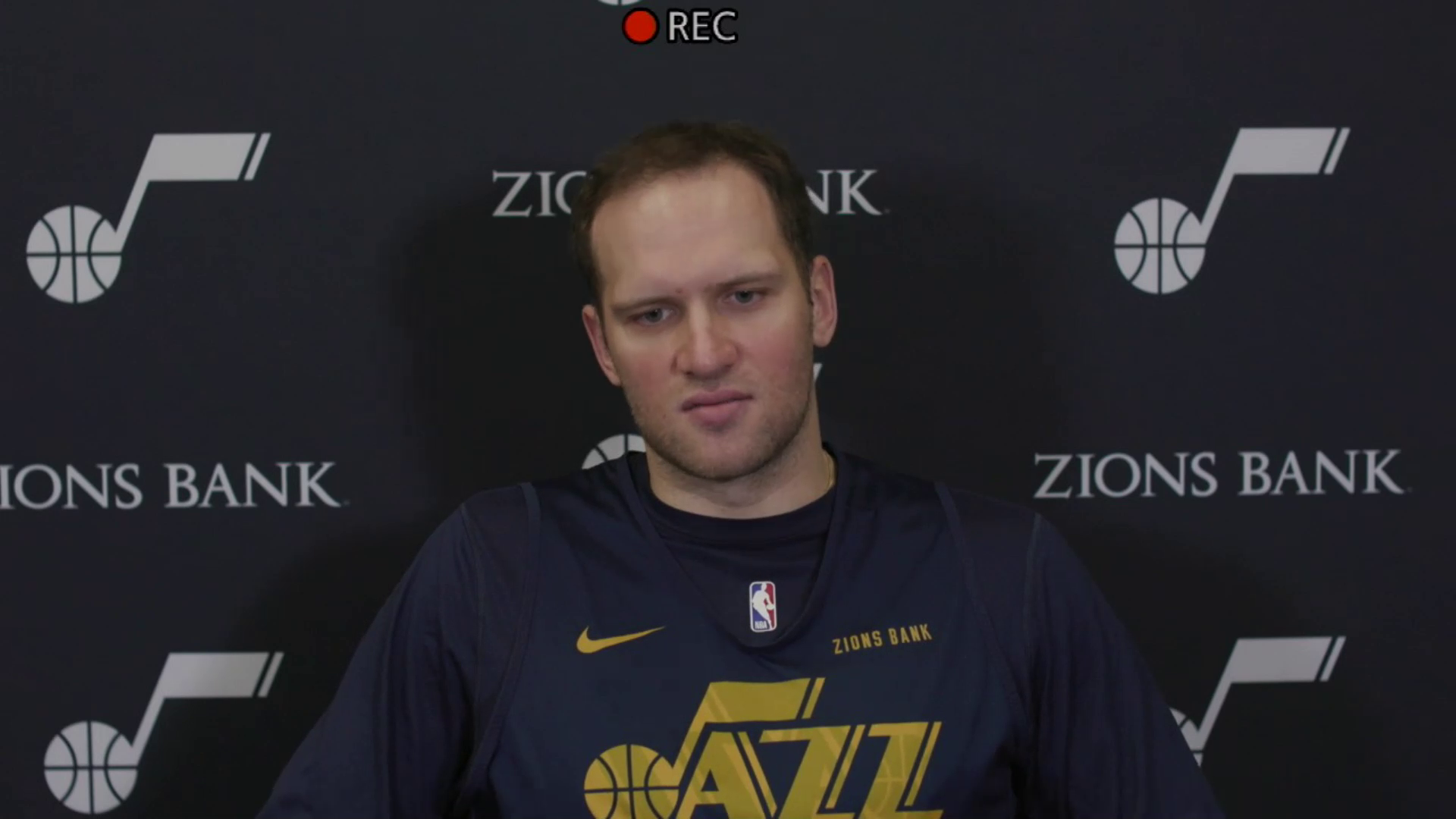 Shootaround 3.24—Bojan talks about working out of a shooting slump