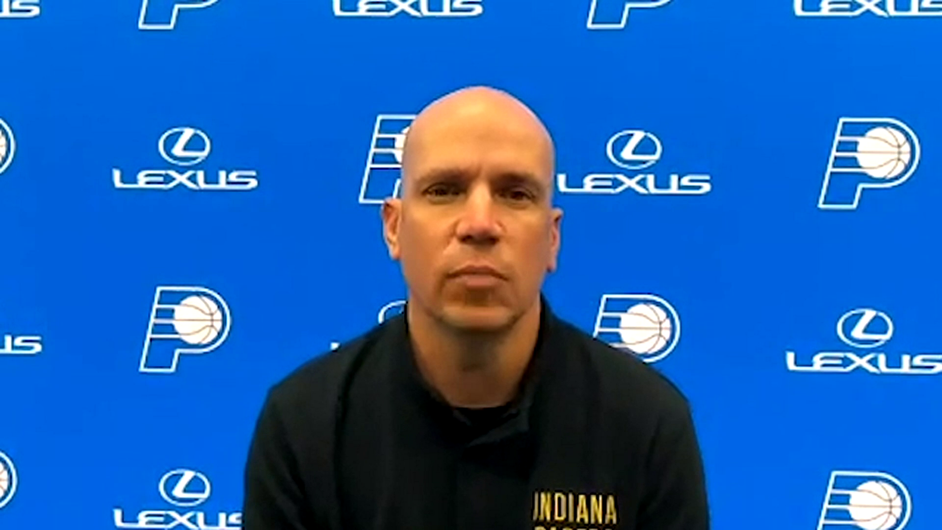 Postgame: Pacers Locker Room – March 24, 2021