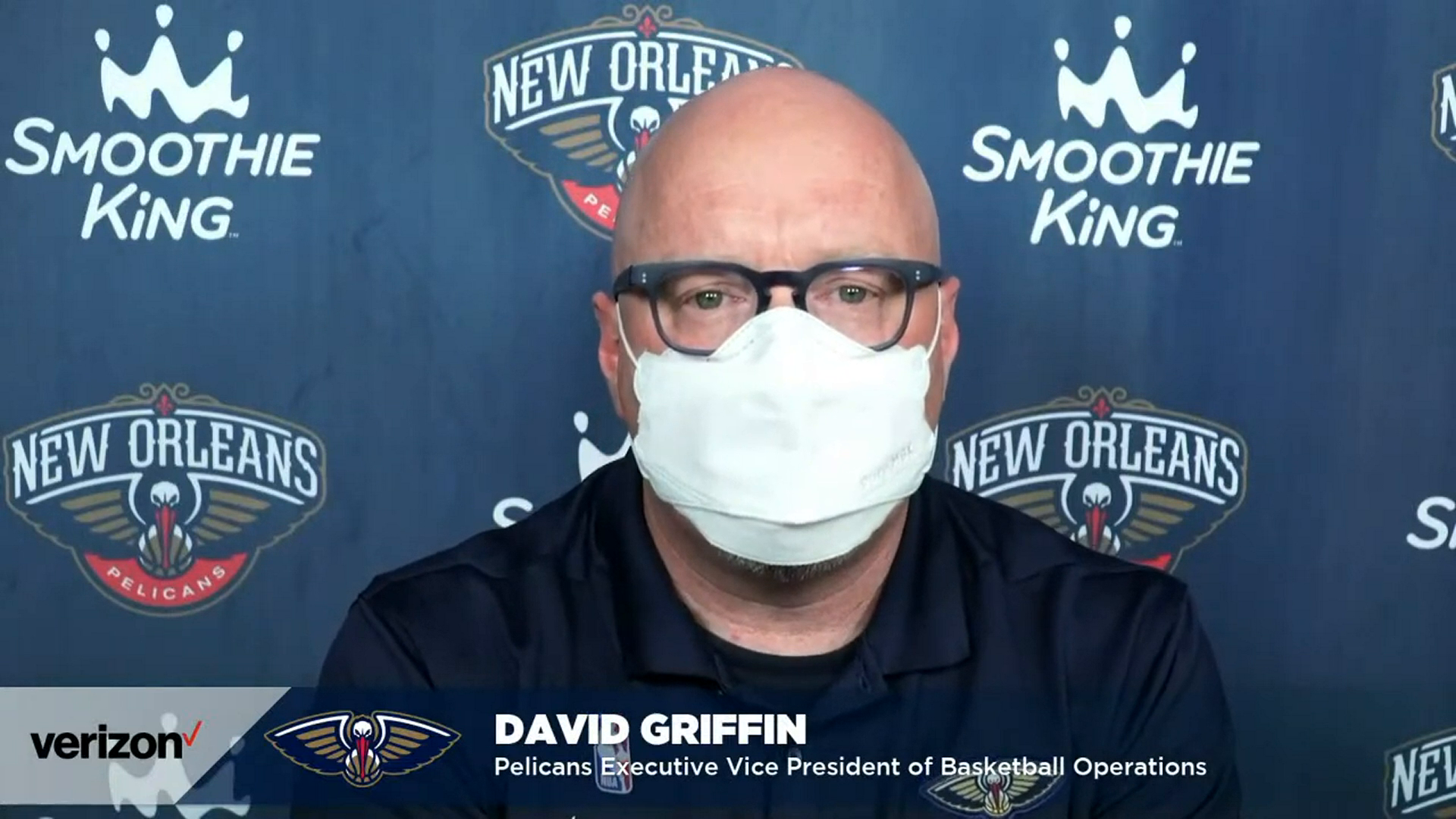 David Griffin on the Pelicans' NBA Trade Deadline moves