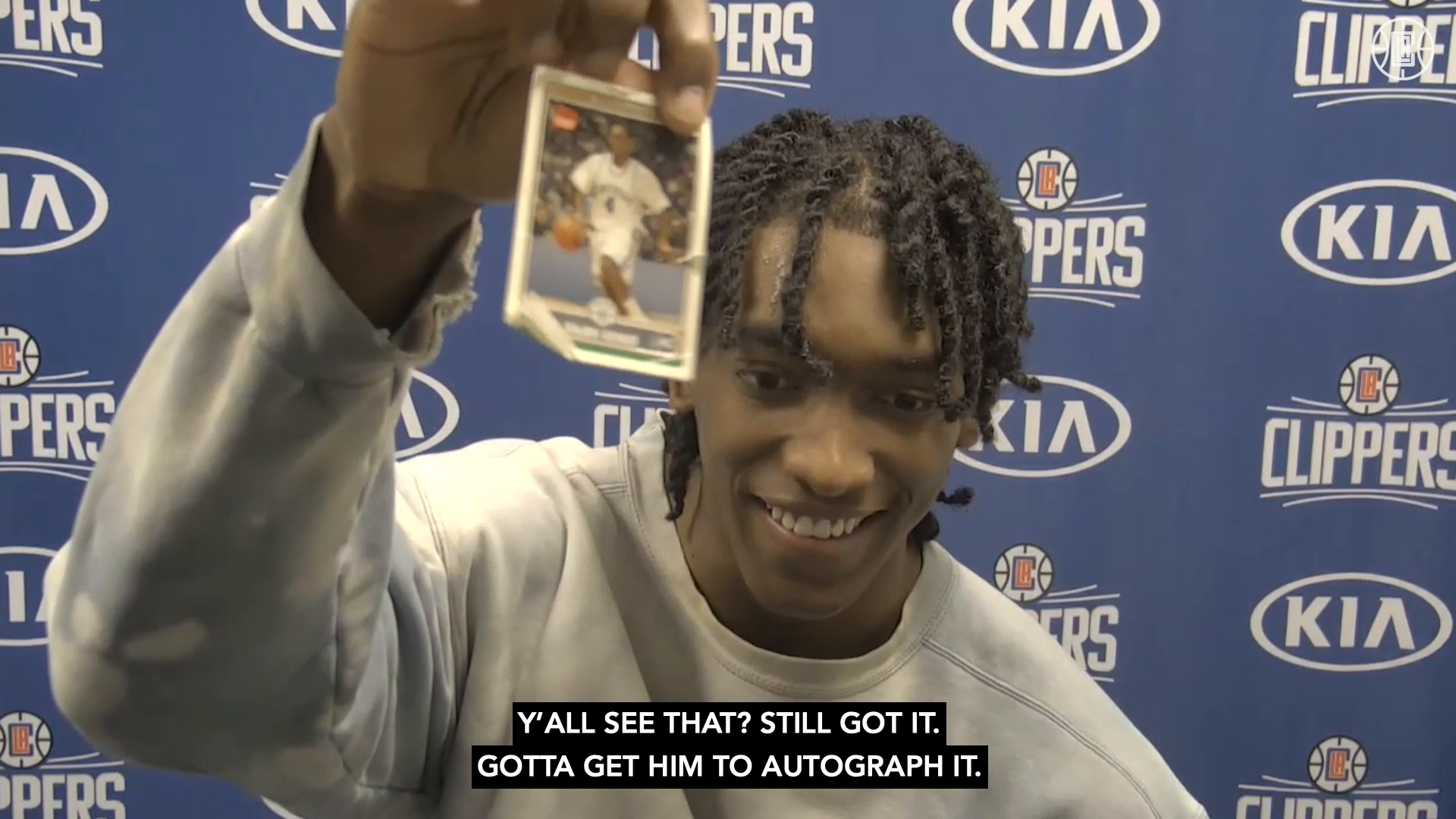 Mann on Keeping Rondo Card In Wallet | Clippers vs Spurs (3.25.21)