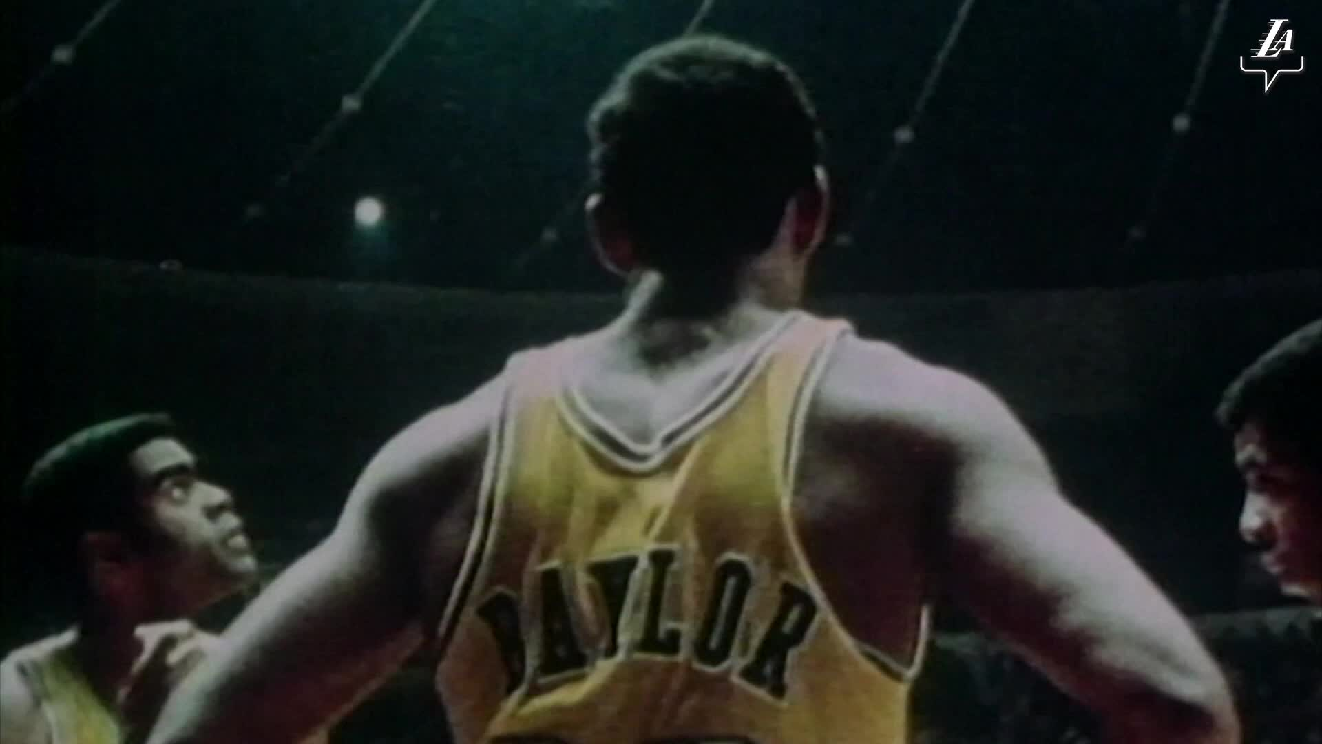 Elgin Baylor: A civil rights pioneer. A world-class superstar. A Lakers legend.
