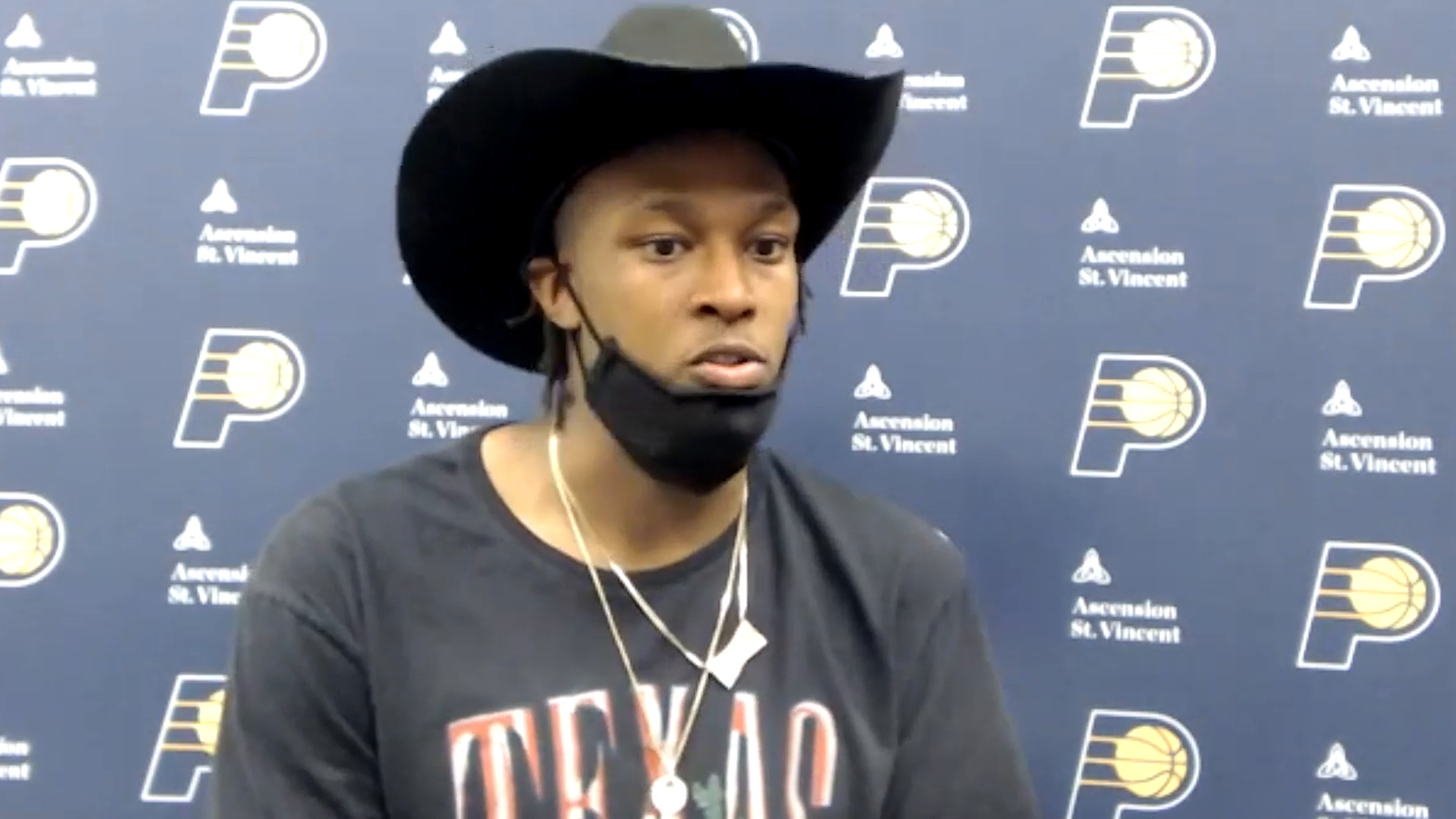 Postgame: Pacers Locker Room – March 27, 2021