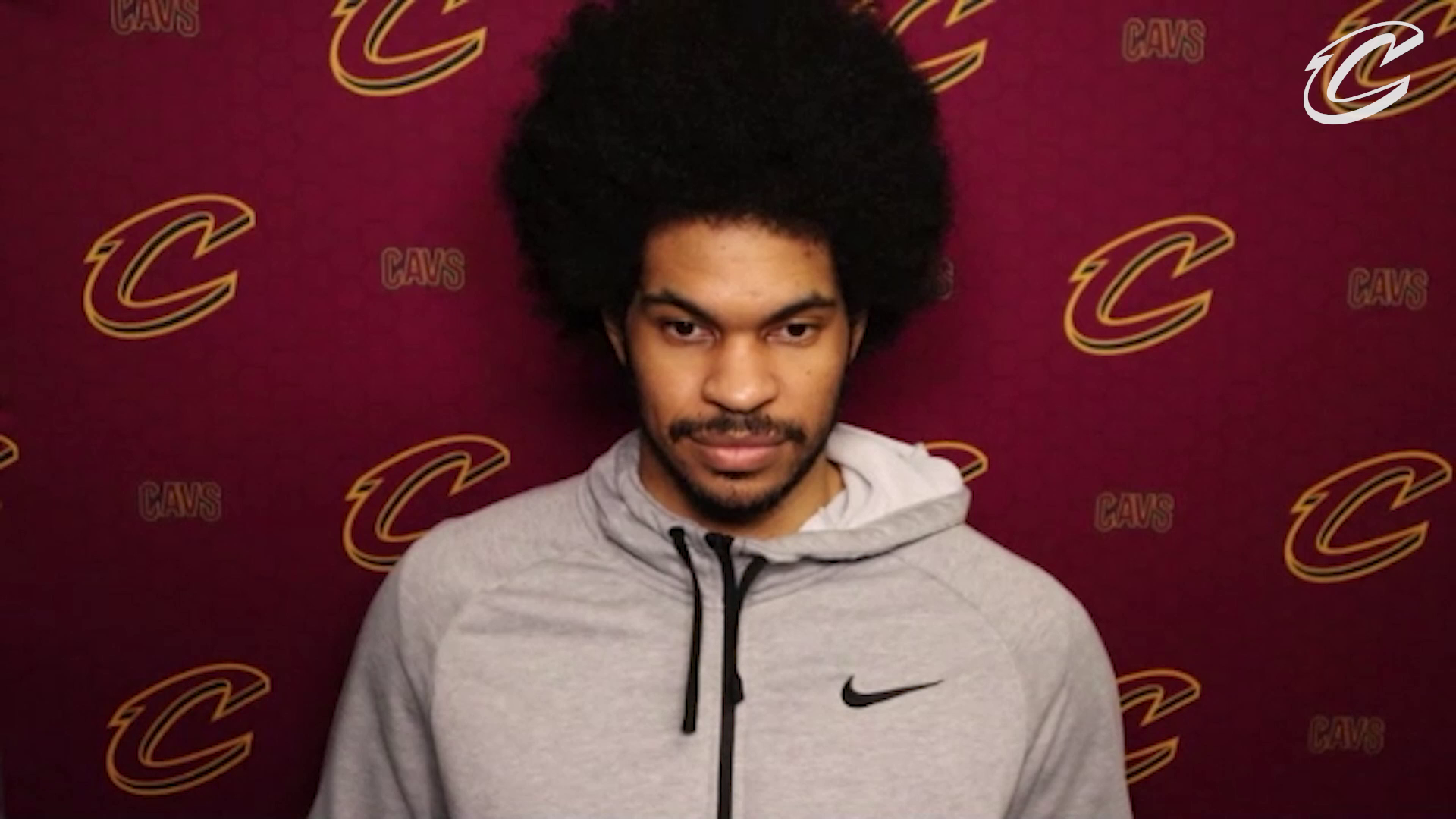 Cavs at Lakers Postgame: Jarrett Allen
