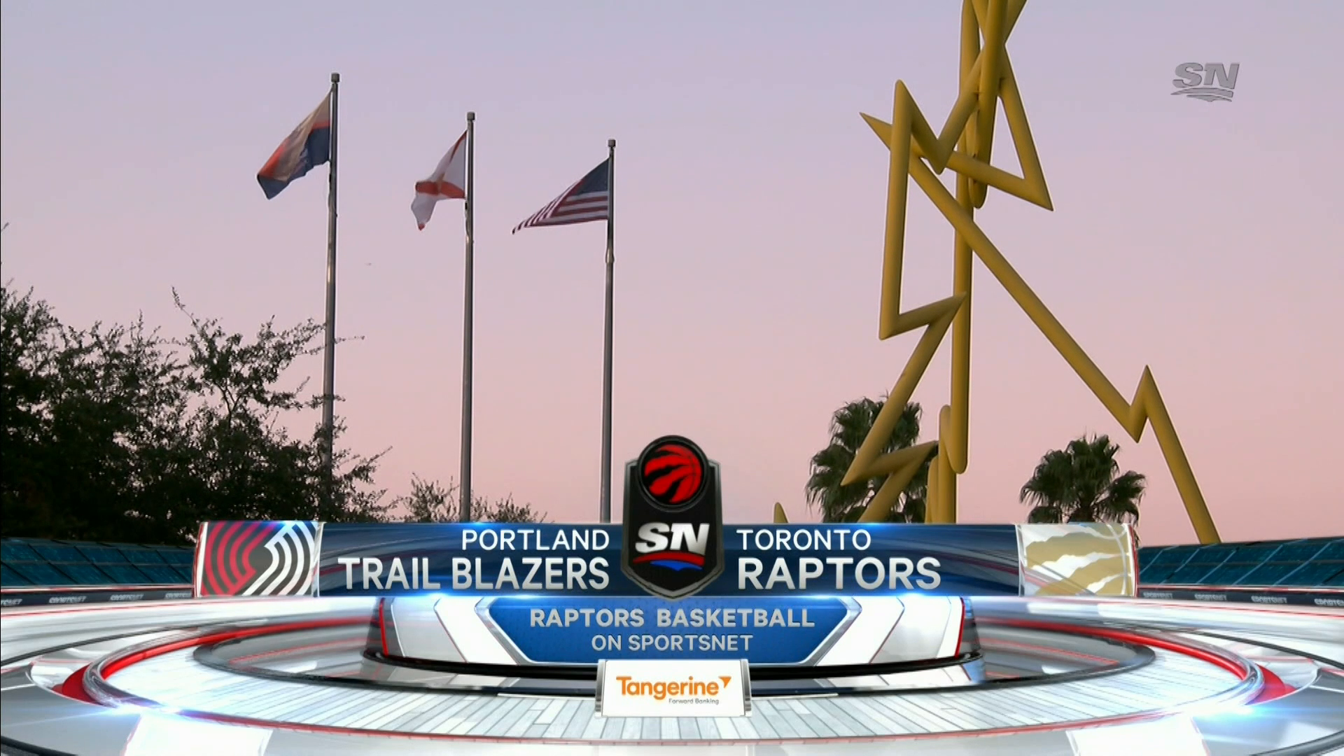 Tangerine Game Highlights: TrailBlazers at Raptors - March 28, 2021