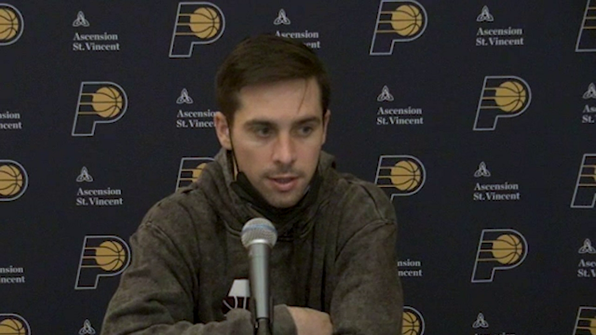 Postgame: Pacers Locker Room – March 29, 2021