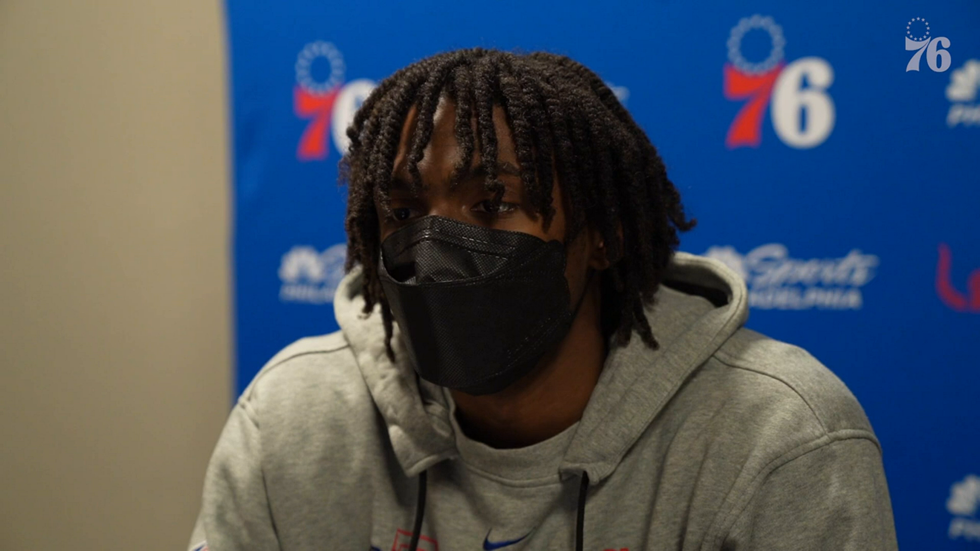 Tyrese Maxey | Postgame Media @ Denver Nuggets (03.30.21)