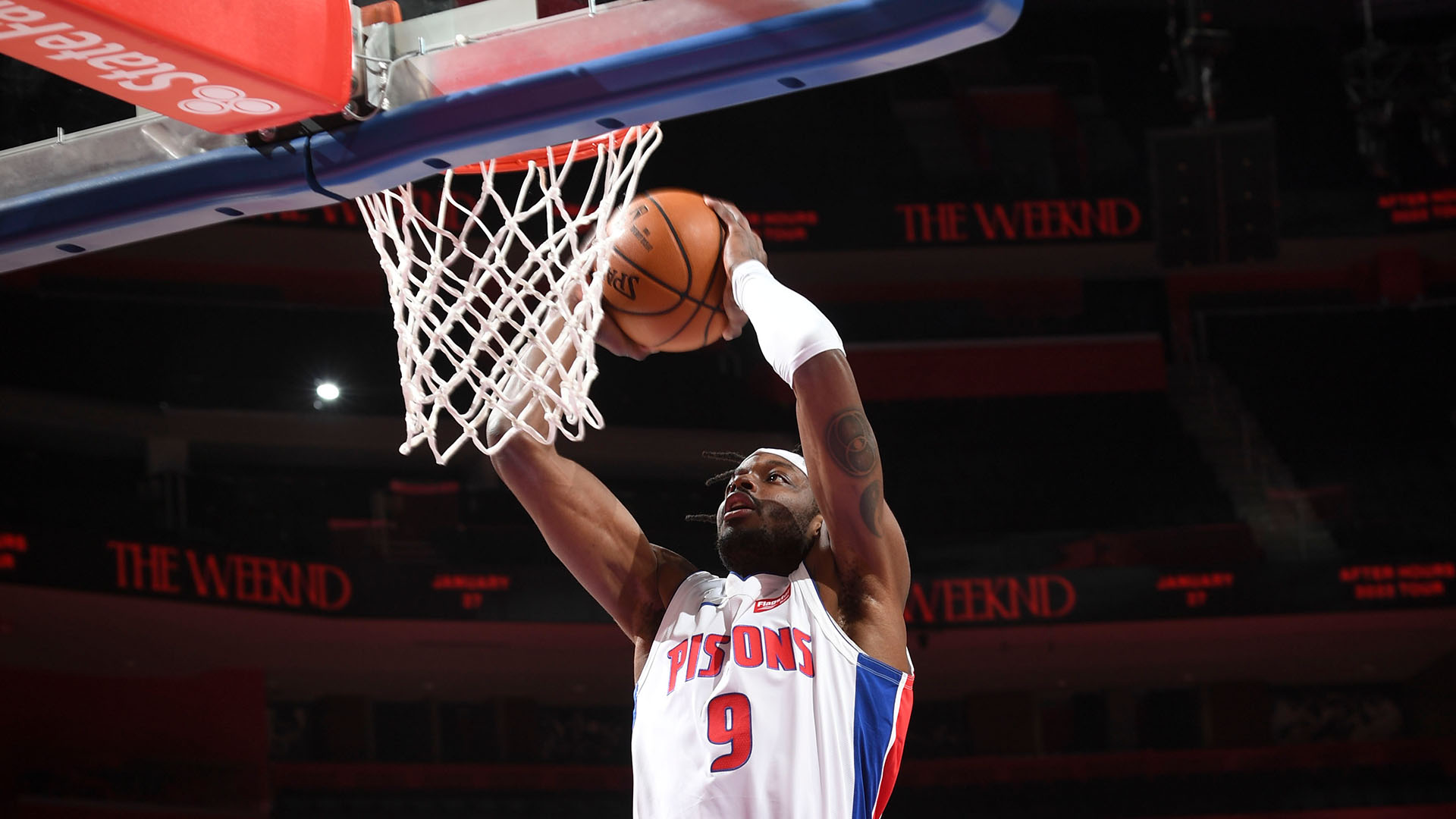 Dunk of the Week, presented by Draft Kings: Jerami Grant