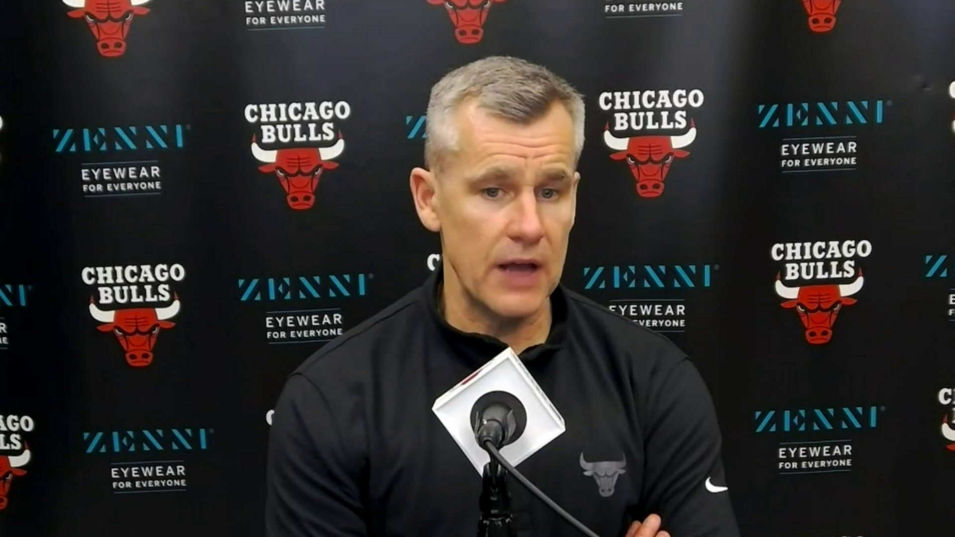 POSTGAME: Billy Donovan after victory over Brooklyn