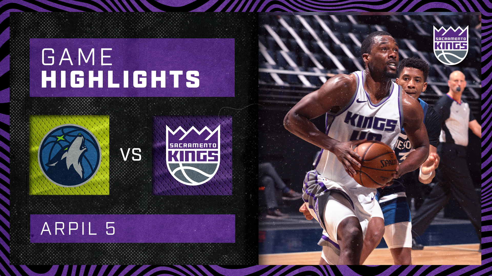 Sactown Heads North For Battle with T'Wolves | Kings vs Timberwolves 4.5.21