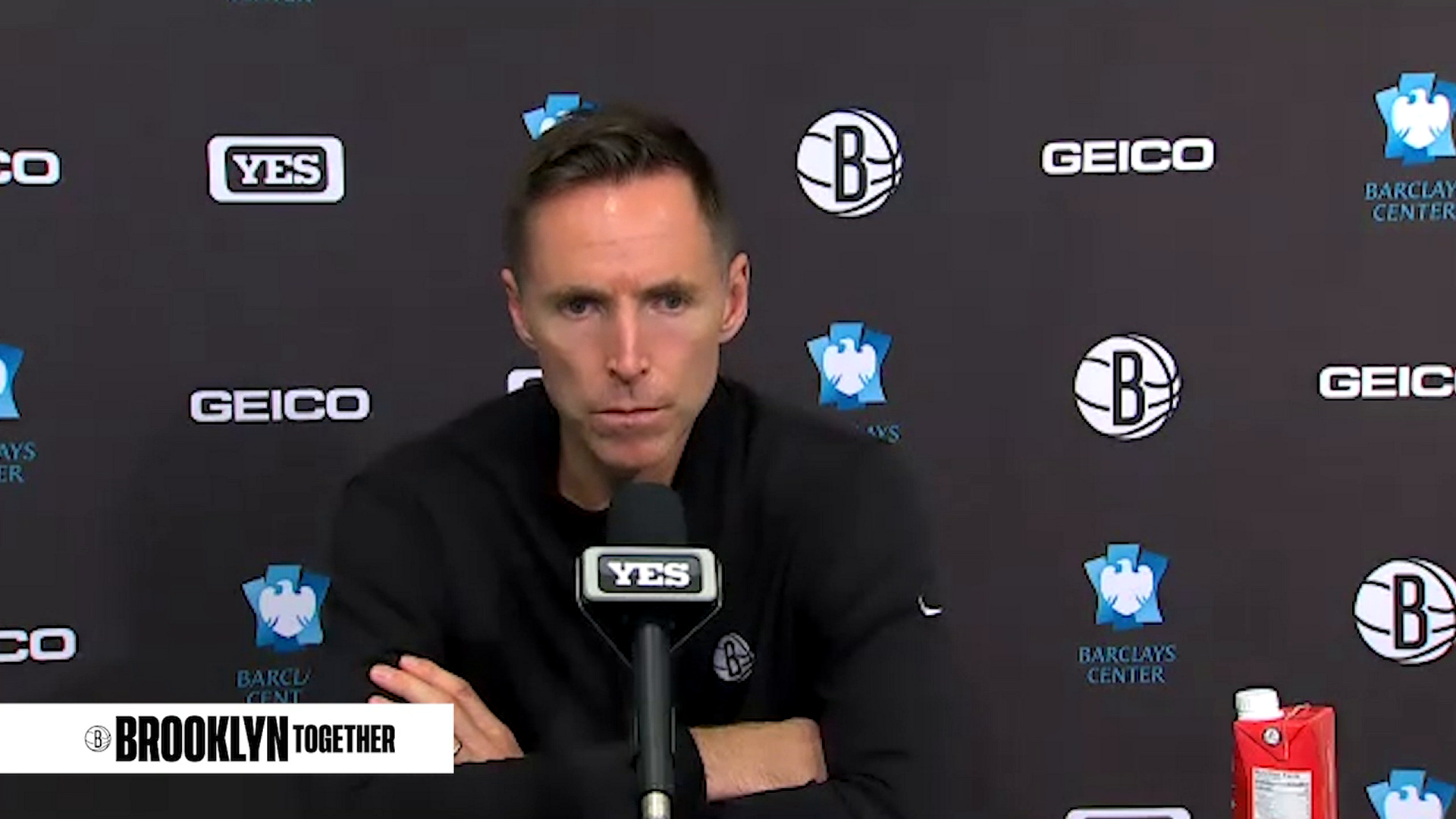Coach Nash: Postgame vs. Knicks