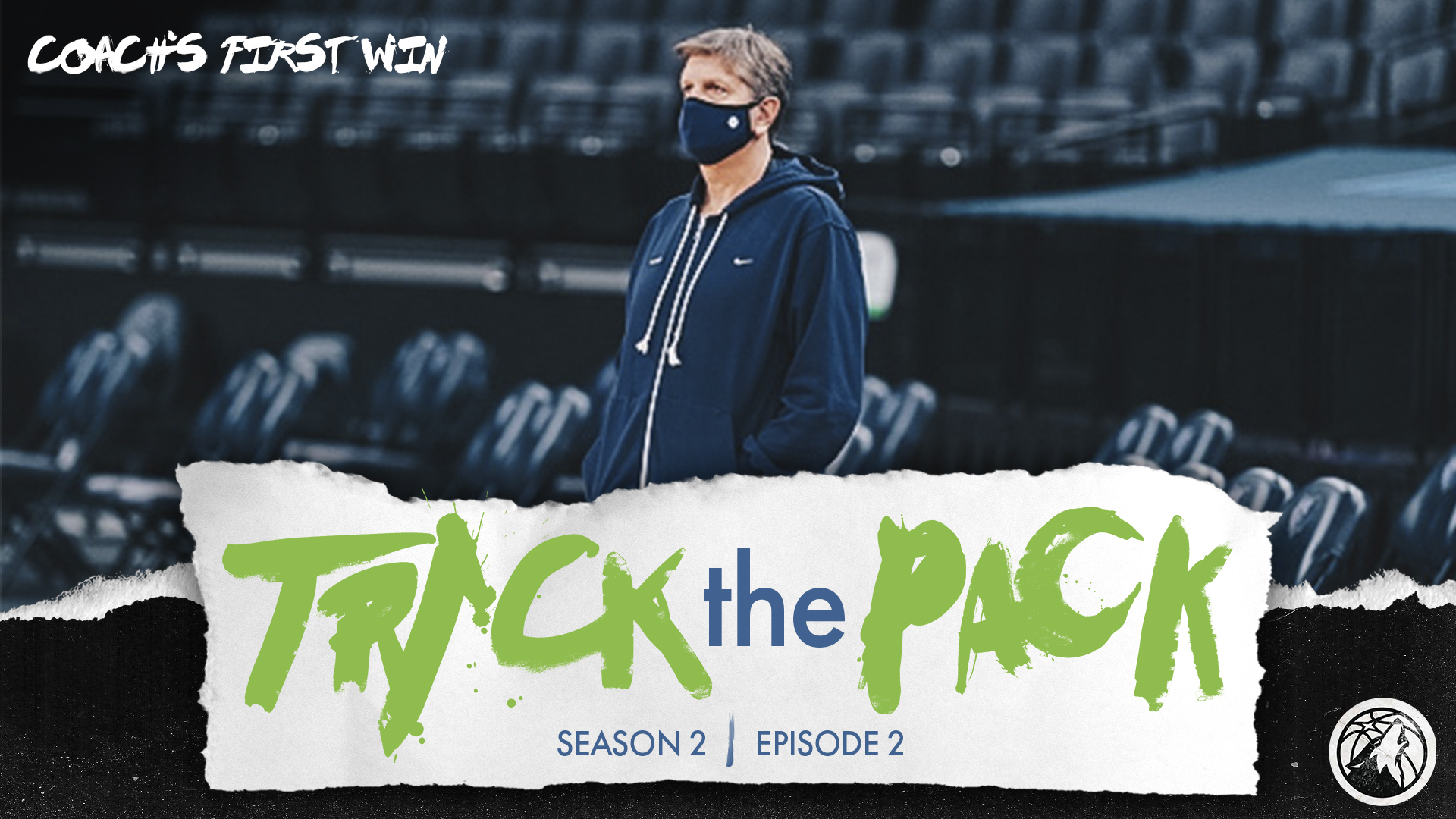 Track the Pack - Coach's First Win (Season 2, Episode 2)