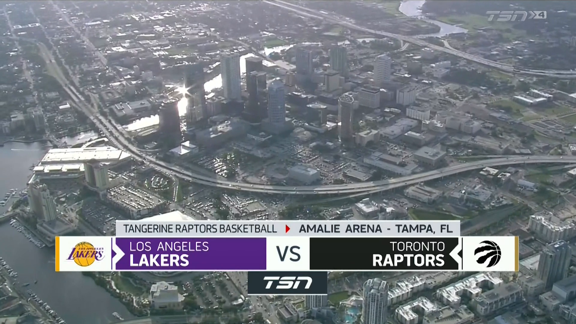 Tangerine Game Highlights: Lakers at Raptors - April 06, 2021