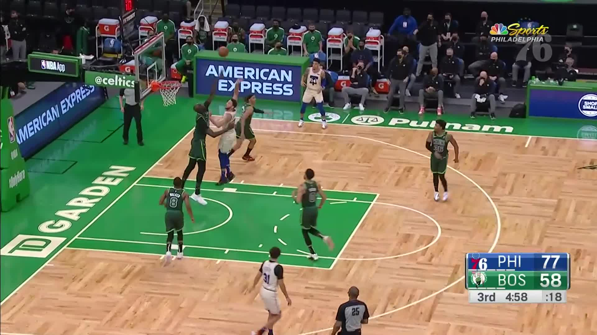 Ben Simmons | Highlights @ Boston Celtics (04.06.21)
