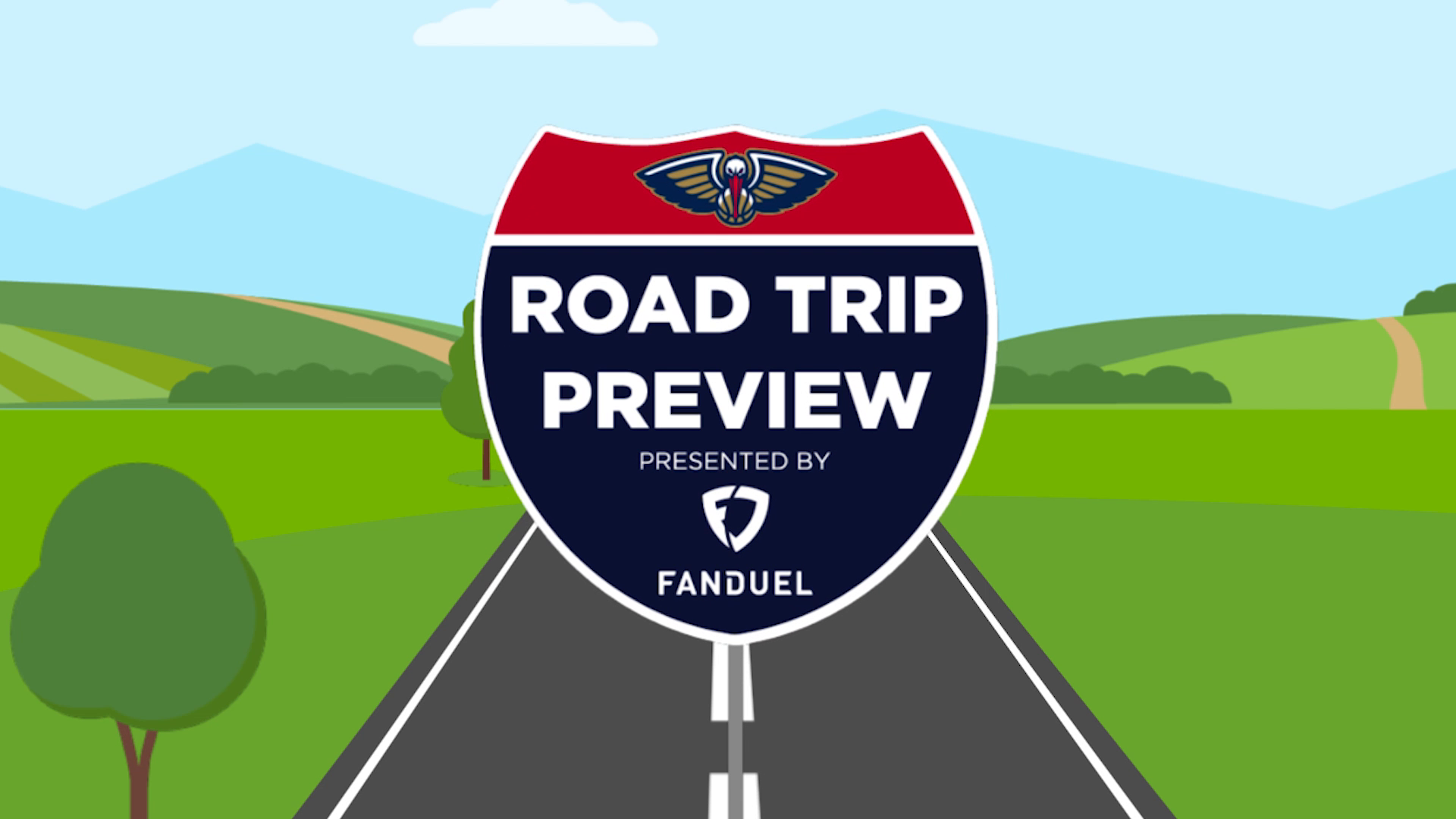 Pelicans Road Trip Preview presented by Fan Duel | Brooklyn
