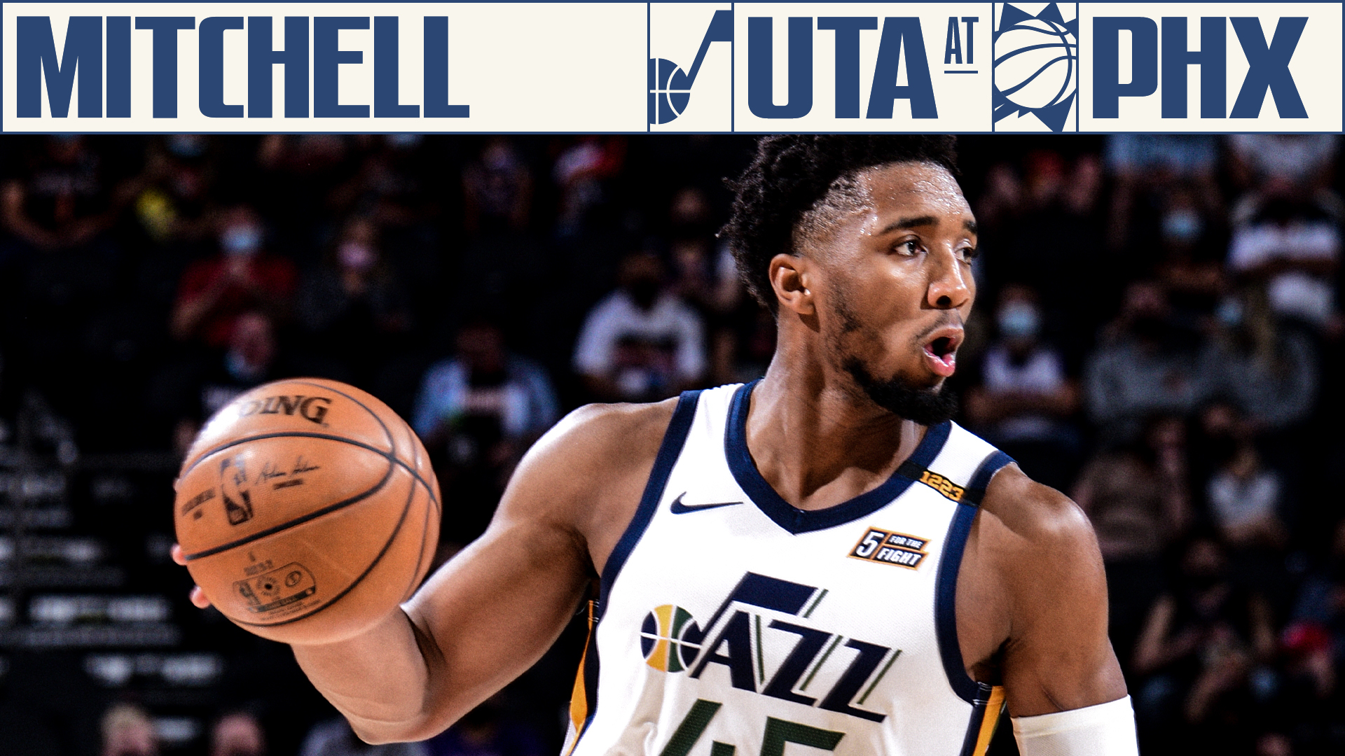 Highlights: Donovan Mitchell — 41 points, 8 rebounds
