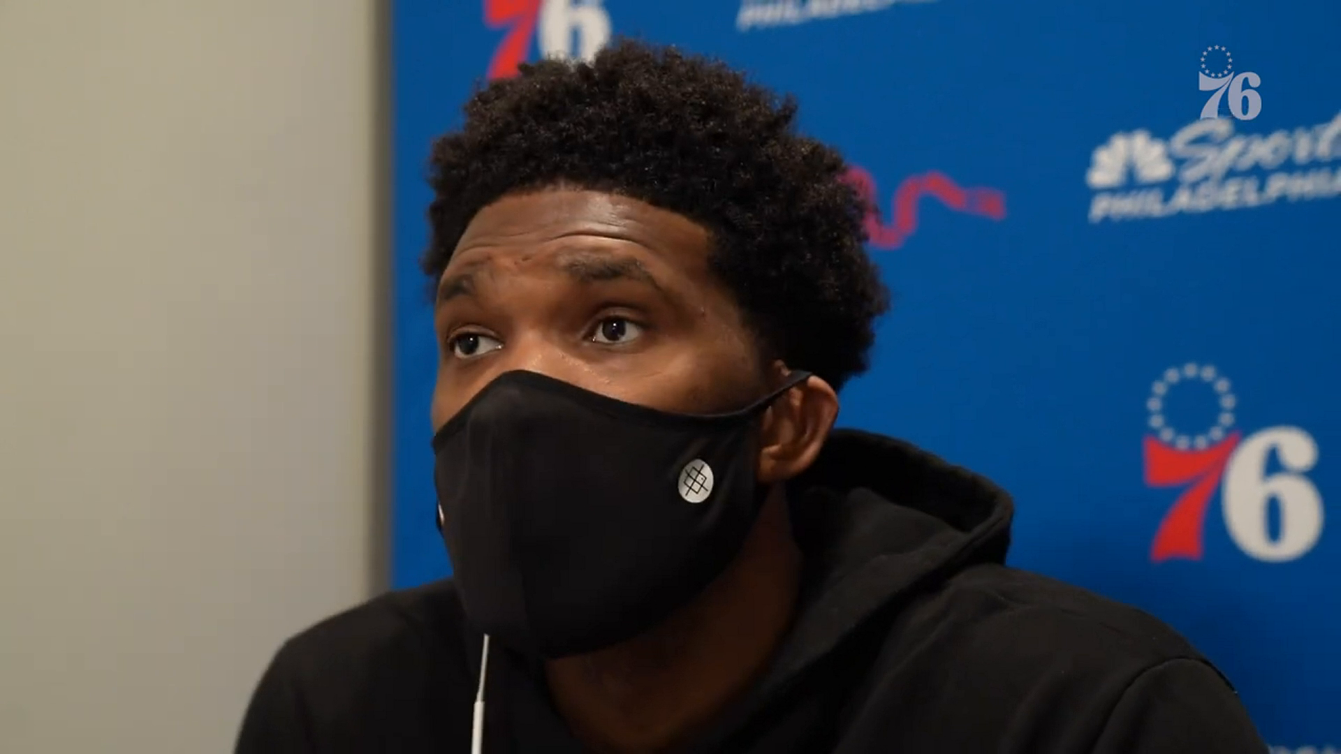 Joel Embiid | Postgame Media @ Boston Celtics (04.06.21)