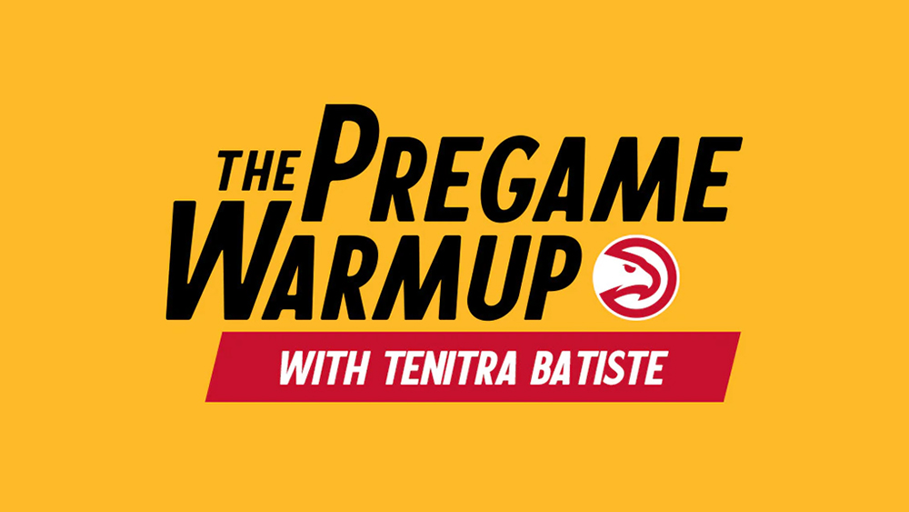 The Pregame Warmup | Apr. 4 | Hawks vs. Warriors