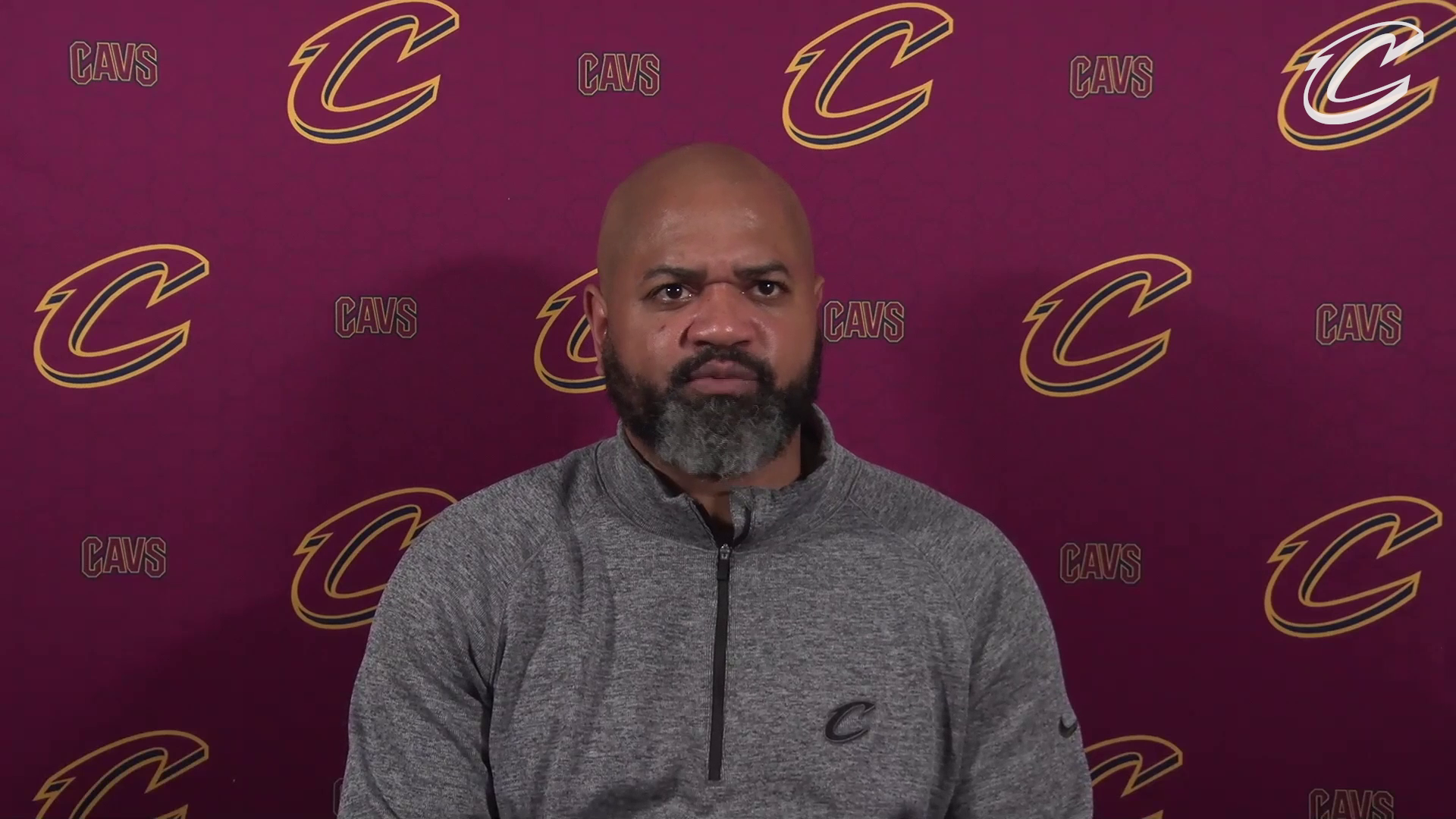 Cavs at Thunder Postgame: Coach Bickerstaff