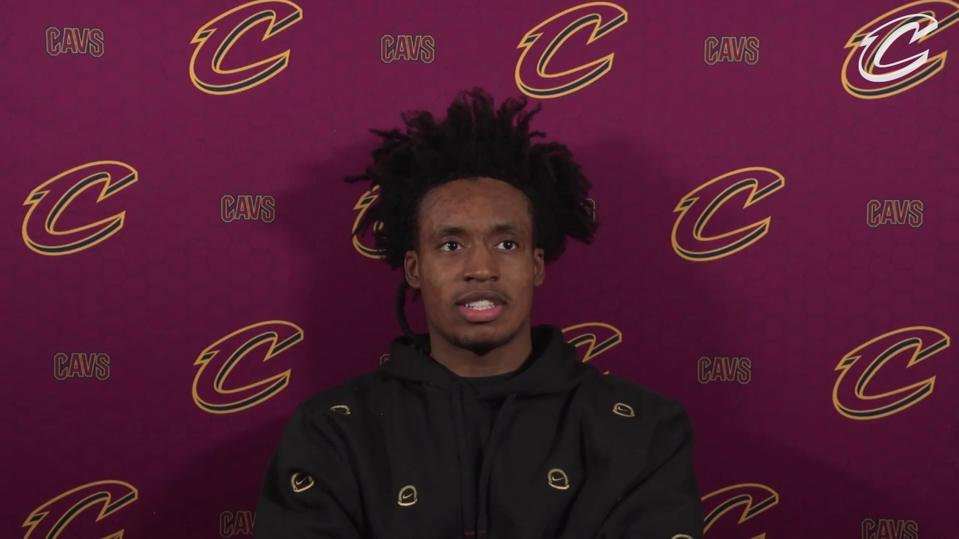 Cavs at Thunder Postgame: Collin Sexton