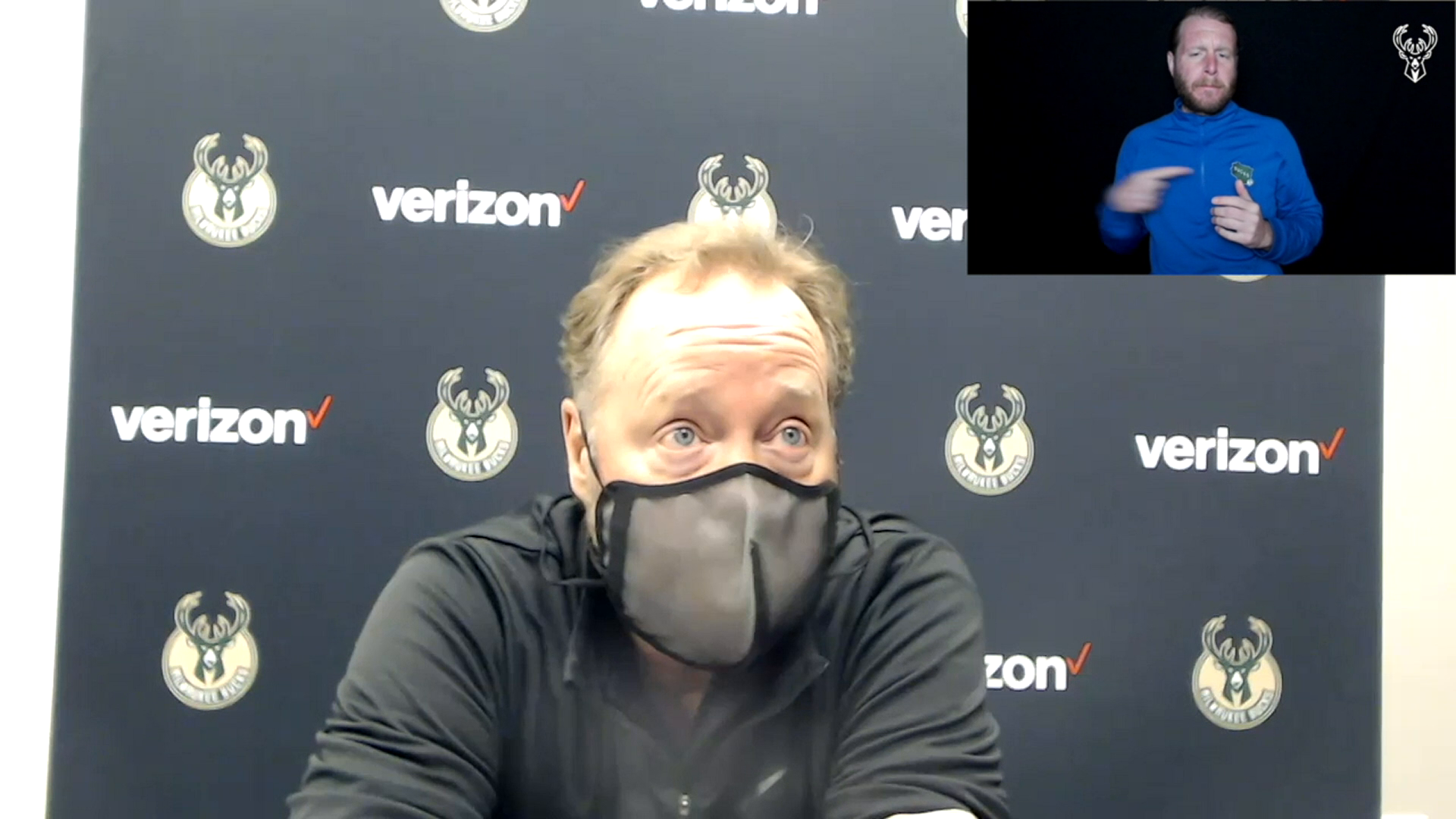 Coach Budenholzer ASL Press Conference | 4.8.21