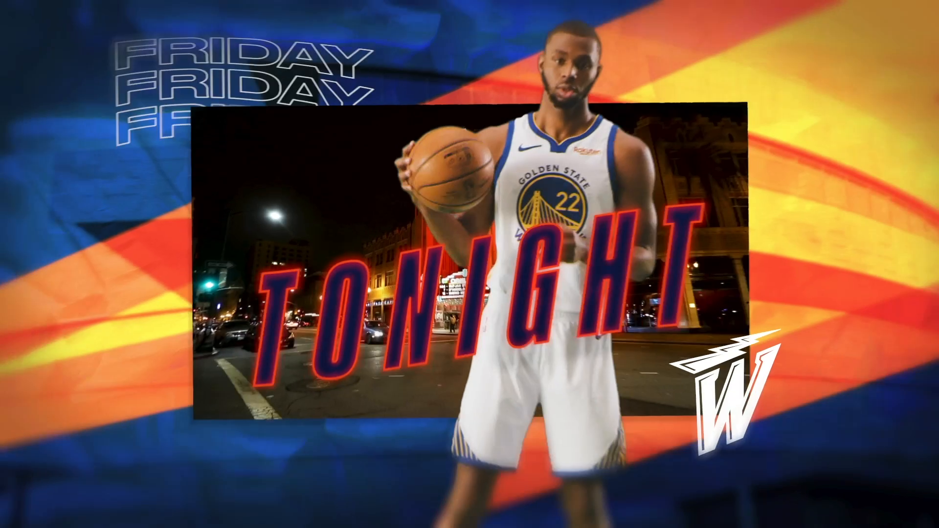 Tonight: Warriors Welcome the Wizards on Friday