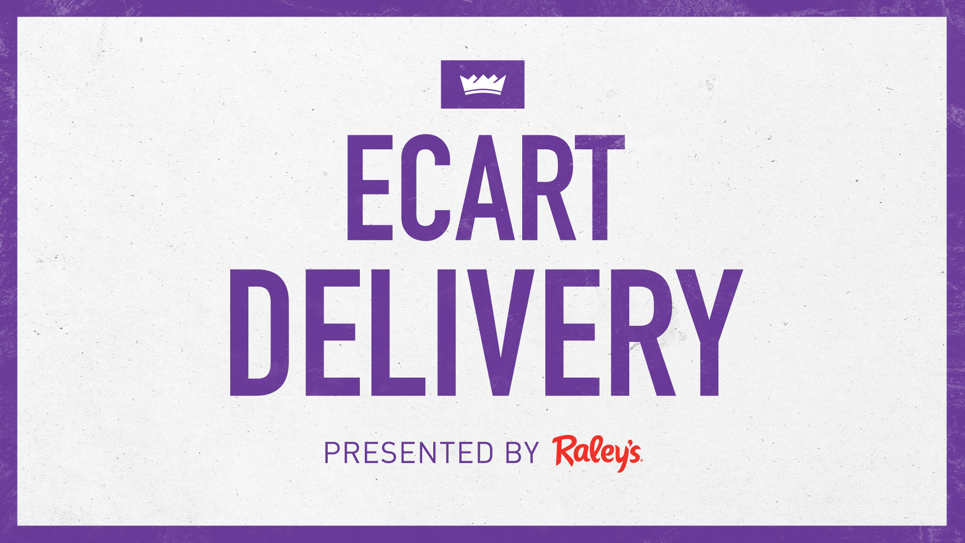 Raley's eCart Delivery