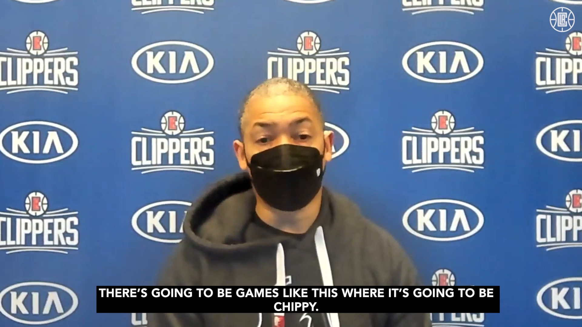 Coach Lue on The Physical Game | Clippers vs Suns (4.8.21)
