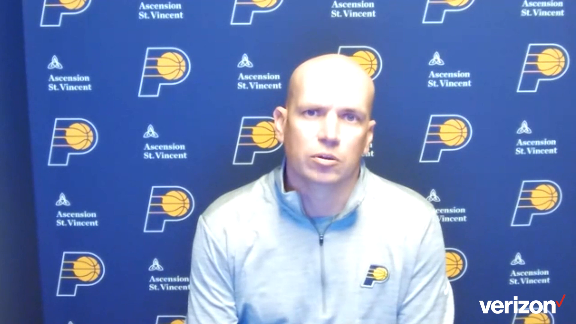 Postgame: Pacers Locker Room – April 9, 2021