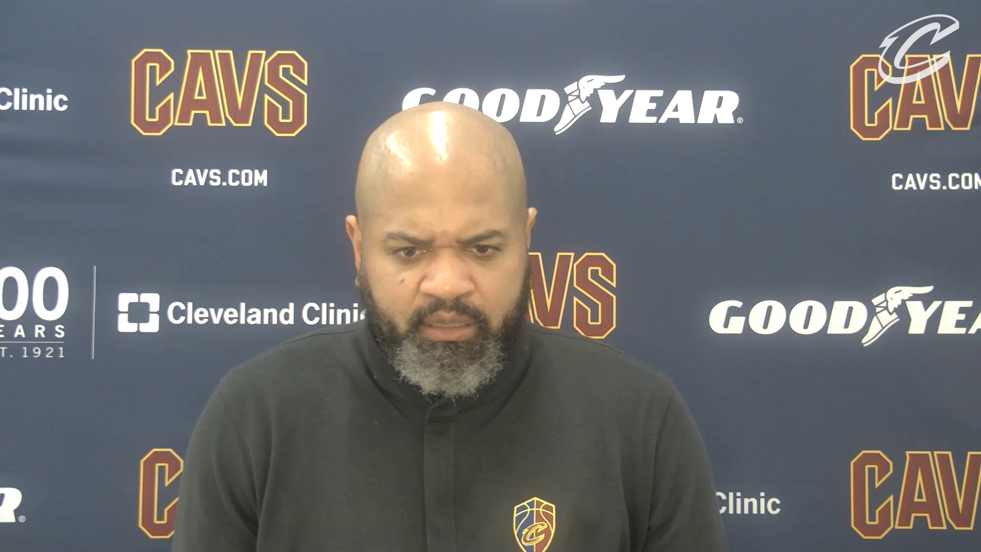 Cavs vs Raptors Postgame: Coach Bickerstaff